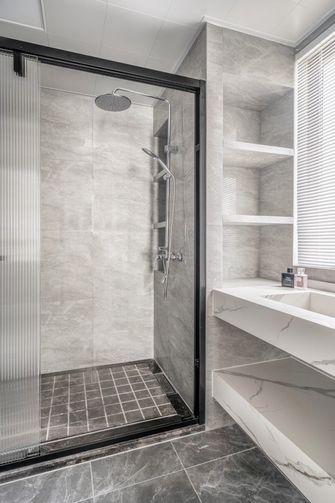 豪华型140平米四室三厅法式风格卫生间图片大全