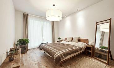 10-15万100平米复式北欧风格卧室装修案例