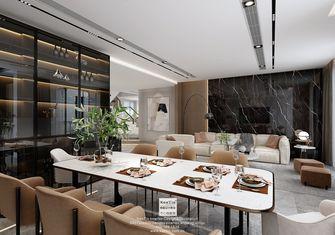 20万以上140平米复式混搭风格餐厅装修效果图