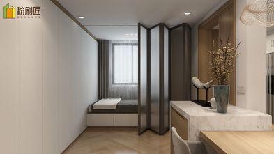 经济型100平米日式风格书房效果图