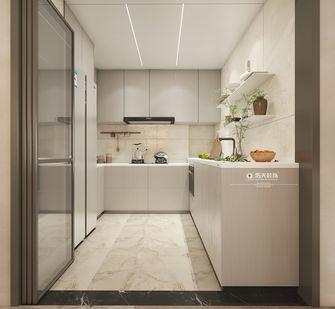 富裕型130平米三室两厅中式风格厨房欣赏图