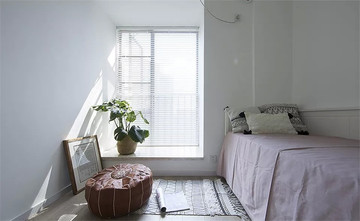 5-10万100平米北欧风格卧室装修图片大全