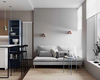 60平米一室一厅欧式风格其他区域设计图