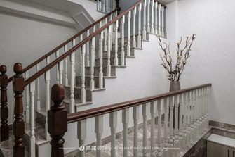 豪华型140平米别墅轻奢风格楼梯间效果图