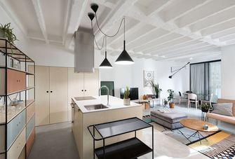 5-10万60平米公寓现代简约风格厨房装修图片大全