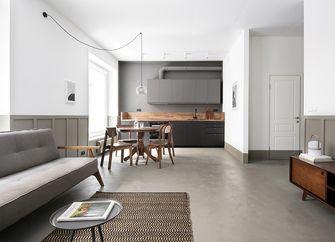 经济型50平米一室两厅北欧风格客厅图片
