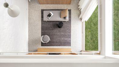 140平米田园风格客厅装修效果图
