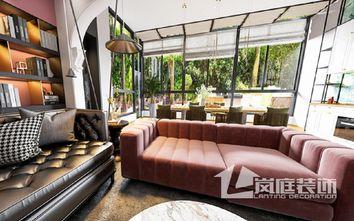 豪华型140平米四室三厅美式风格客厅装修图片大全