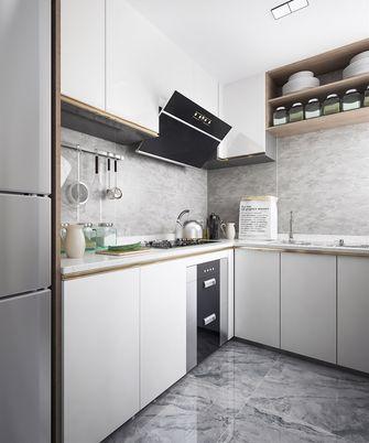 富裕型30平米以下超小户型轻奢风格厨房图片