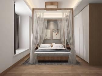 20万以上140平米三室两厅日式风格卧室图片大全