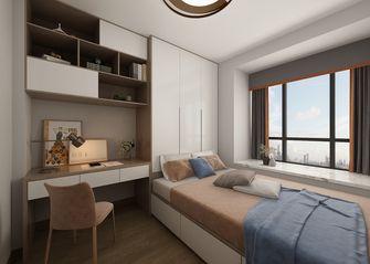 100平米三室三厅现代简约风格卧室装修图片大全