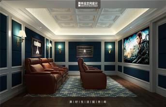 豪华型140平米别墅新古典风格影音室装修效果图
