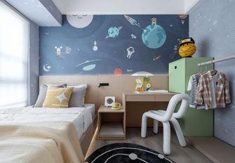 10-15万三现代简约风格青少年房设计图