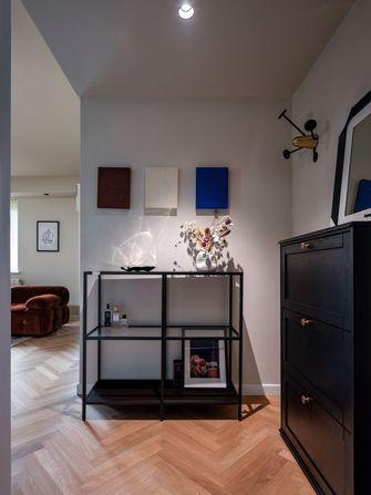 10-15万60平米一室两厅北欧风格玄关图