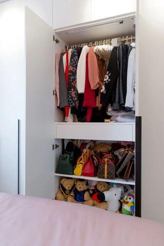 50平米小户型混搭风格卧室设计图