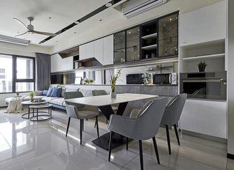 经济型60平米公寓混搭风格客厅装修图片大全