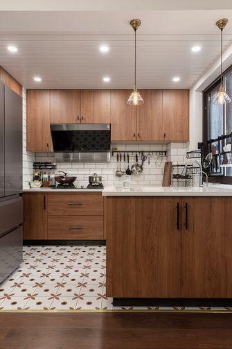 15-20万90平米北欧风格厨房效果图
