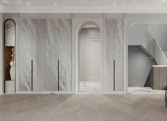 20万以上140平米别墅法式风格楼梯间图