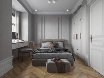 20万以上90平米法式风格卧室图