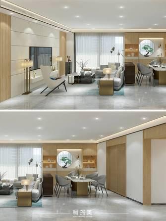 20万以上140平米四室两厅日式风格客厅装修案例