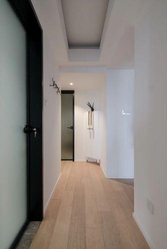 3-5万70平米一室两厅现代简约风格走廊欣赏图