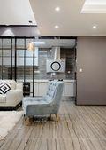 140平米四室一厅英伦风格厨房装修效果图