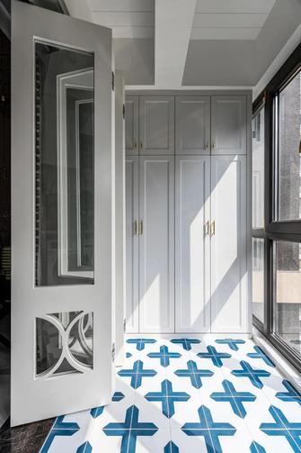 15-20万90平米三室两厅混搭风格阳台装修案例