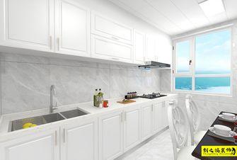 10-15万130平米三室两厅美式风格厨房图