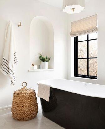 富裕型120平米三室两厅日式风格卫生间装修图片大全