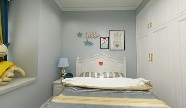 140平米三室一厅欧式风格青少年房装修效果图