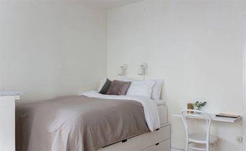经济型70平米公寓混搭风格卧室效果图