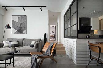 5-10万100平米三室两厅工业风风格厨房装修案例