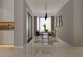 5-10万90平米三室三厅北欧风格客厅图