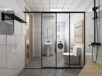 130平米三室两厅中式风格卫生间欣赏图