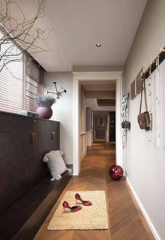 四室一厅港式风格玄关欣赏图