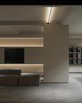 经济型100平米混搭风格走廊装修效果图