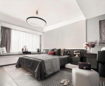 10-15万80平米三室三厅轻奢风格卧室欣赏图