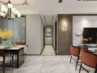 三室两厅中式风格走廊设计图