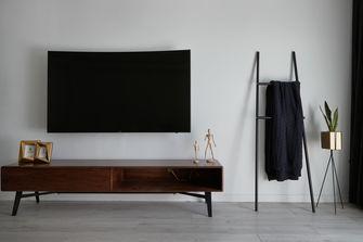 富裕型120平米三室两厅北欧风格客厅欣赏图