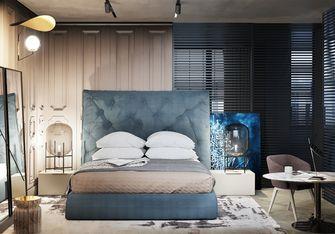 豪华型140平米四工业风风格卧室装修案例