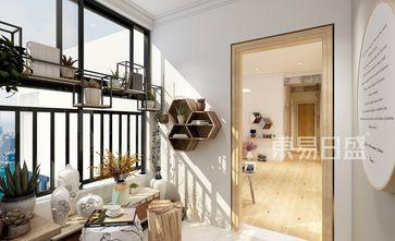 富裕型140平米四田园风格客厅效果图
