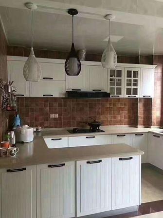 经济型50平米小户型工业风风格厨房装修案例