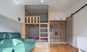 10-15万40平米小户型北欧风格客厅图片