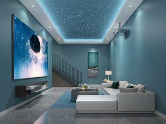 20万以上140平米四室两厅现代简约风格影音室装修图片大全