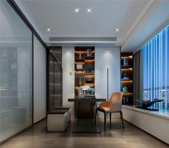 20万以上140平米四室两厅轻奢风格书房图片
