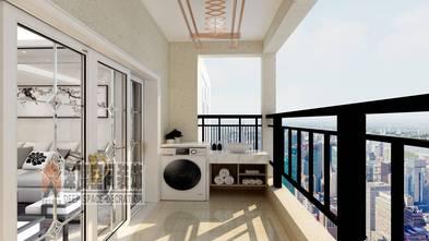 5-10万120平米四室两厅美式风格阳台效果图