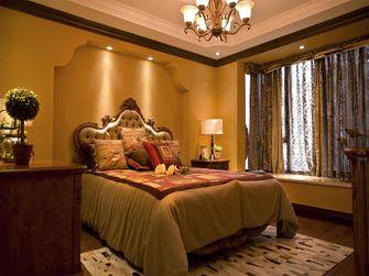 富裕型130平米四室两厅地中海风格卧室图片