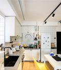 30平米小户型北欧风格厨房装修案例