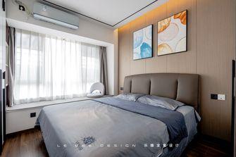 10-15万80平米三轻奢风格卧室效果图
