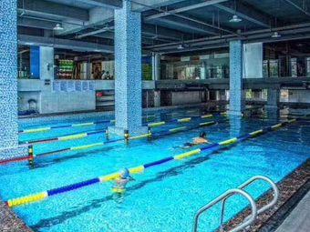 博林游泳馆(五四北店)